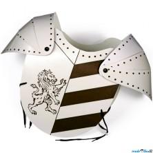 Rytířské brnění - Stříbrné Lev (Legler)