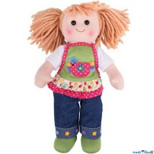 Panenka hadrová - 34cm, Sophia (Bigjigs)