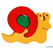 Puzzle z masivu - Malé, Šnek (Fauna)