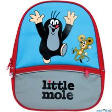 Školní potřeby - Batoh malý, Krtek modrý (Bino)