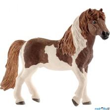 Schleich - Kůň, Islandský pony hřebec