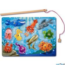 Magnetický rybolov - Vkládačka moře (M&D)