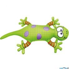 Textilní hračka - Mlok zelený 56cm (Bino)