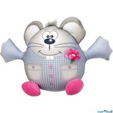 Textilní hračka - Myška 20cm (Bino)