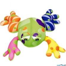 Textilní hračka - Žába 34cm (Bino)