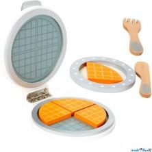 Kuchyň - Vaflovač dětský dřevěný (Legler)