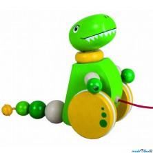 Tahací hračka - Tyranosaurus Rex (Detoa)