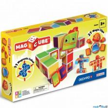 Geomag - Magicube, Roboti 11 kostek