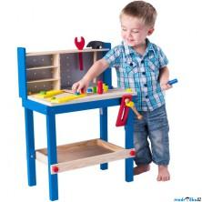Malý kutil - Pracovní stůl, Maxiponk (Woody)