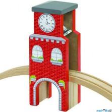 Vláčkodráha tunely - Věž s hodinami (Maxim)