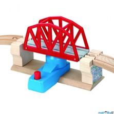 Vláčkodráha mosty - Otočný most mechanický (Maxim)
