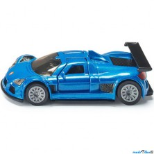 SIKU kovový model - Auto Gumpert Apollo modré