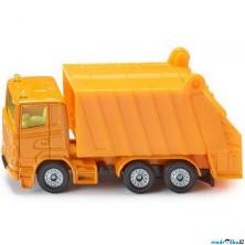 SIKU kovový model - Vozidlo na odvoz odpadu