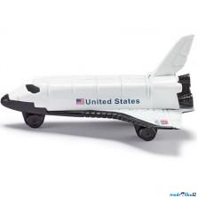 SIKU kovový model - Vesmírný raketoplán