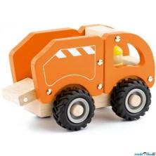 Auto - Popeláři dřevěné autíčko (Woody)