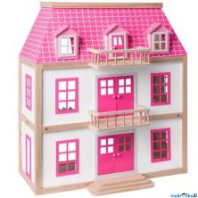 Domeček pro panenky - Vila Wisteria (Woody)