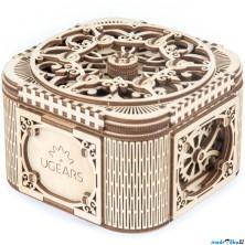 3D mechanický model - Šperkovnice (Ugears)
