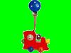 Hračky na klipu