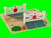 Přejezdy a závory