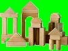 Stavebnice dřevěné