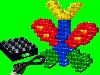 Stavebnice svítící Light Stax